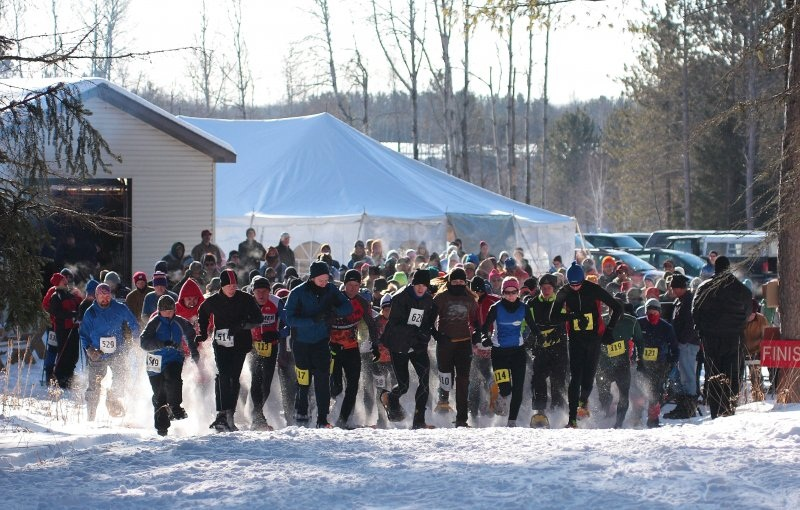 2011 Phillips Flurry Start Photo